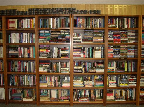 library books pictures file book shelves uwi library jpg wikimedia commons