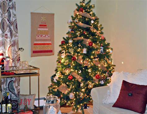 modelos de decoraciones de arboles de navidad decoraci 243 n de 225 rboles de navidad para el interior