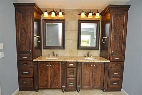 custom bathroom vanity designs custom bathroom cabinets design ideas to remodeling or building your bathroom with your own