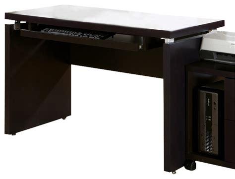 48 inch computer desk monarch specialties 48 inch computer desk in cappuccino