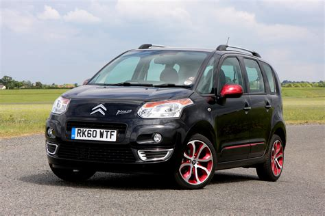 Citroen C3 Picasso by Citro 235 N C3 Picasso Estate Review 2009 2017 Parkers