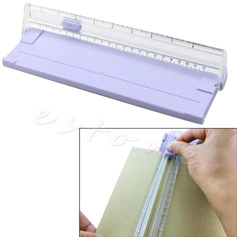 what is the best paper cutter for card a4 precision paper card trimmer ruler photo cutter cutting
