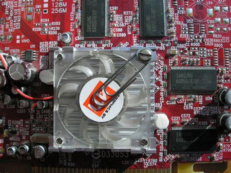 fan noise fixing card fan noise