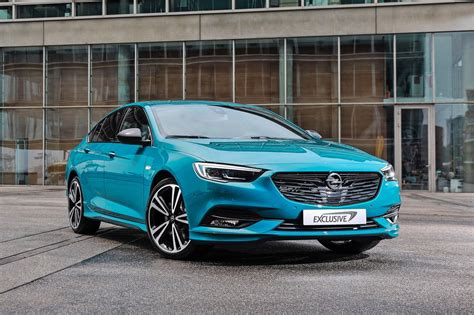 Insignia Opel by 2017 Opel Insignia Exclusive Pack Announced Commodore