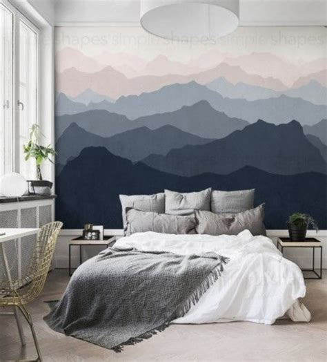 painting bedroom walls 40 abstract wall painting ideas for a more artistically