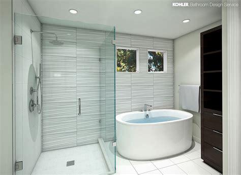 kohler bathroom design ideas kohler bathroom design service personalized bathroom designs
