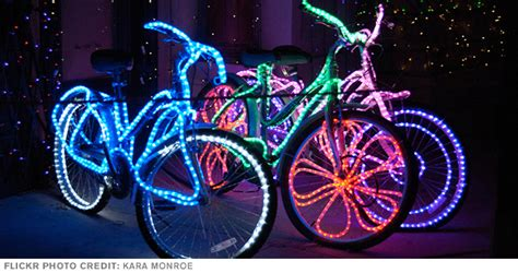 light up your bike light up your opinion