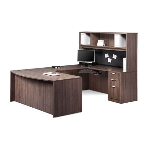 classic executive bowfront workstation workplace partners
