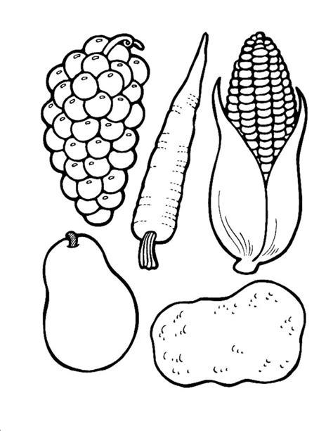 cornucopia food outlines and cornucopia template links