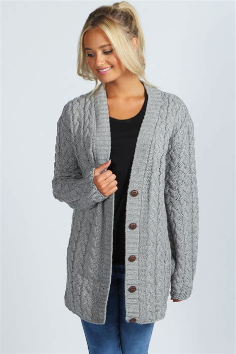 grey cable knit cardigan grey cable knit cardigan sweater
