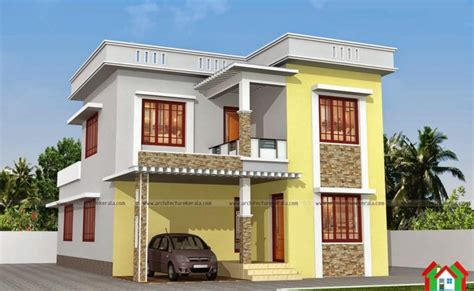 home furniture designs kerala two floor kerala style house plan with 3 bedrooms kerala
