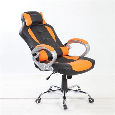 gaming swivel chair btm luxury gaming swivel chair recliner which gaming