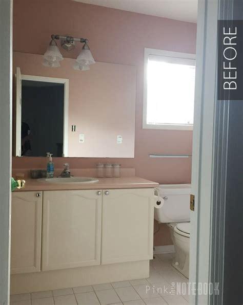 Bathroom Makeover Ideas On A Budget by Diy Bathroom Makeover On A Budget Hometalk