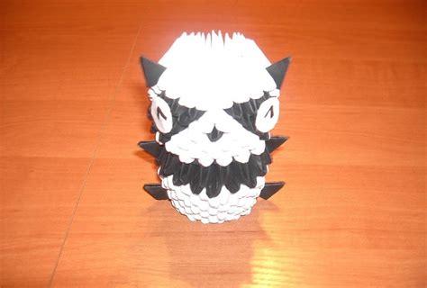 3d origami panda 3d origami panda by suslis on deviantart