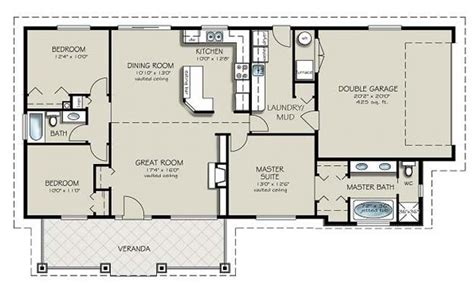 4 bed 2 bath floor plans residential house plans 4 bedrooms 4 bedroom 2 bath house