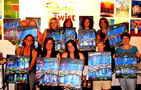 paint with a twist discount painting with a twist cypress offers discount to teachers