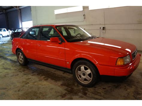 Audi 90 Quattro For Sale by 1995 Audi 90 Quattro German Cars For Sale