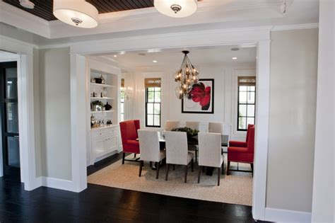 dining room trim ideas dining room transitional dining room orange county by spinnaker development