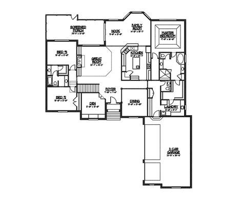 levittown floor plans levittown creek ranch home plan 119d 0002 house plans