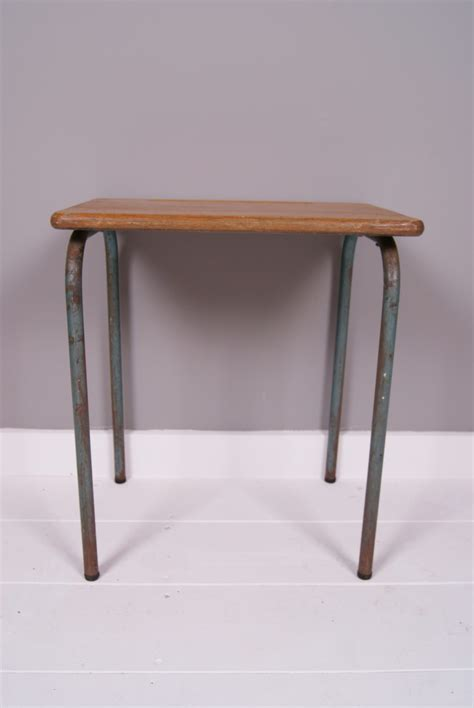 childrens small desk children s vintage small table desk with metal legs