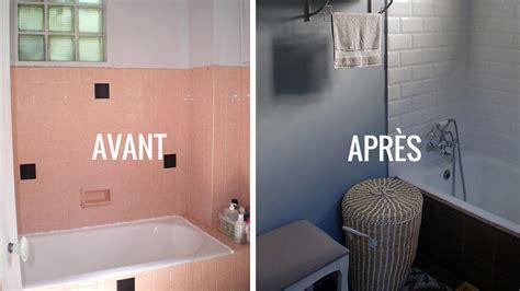 avant apr 232 s r 233 nover une salle de bains dans un style n 233 o r 233 tro