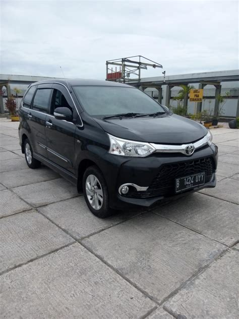 Mobil Bekas Avanza by Toyota All New Avanza Veloz 1 3 2016 Matic Hitam