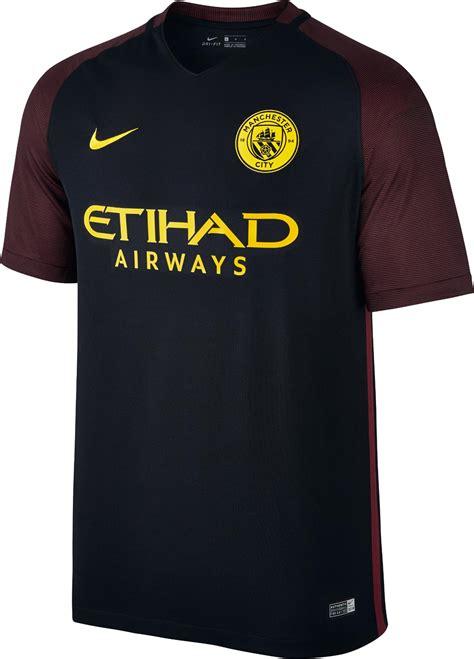kit city manchester city nike away kit released