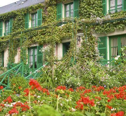 Der Garten Claude Monet In Giverny by Beim Maler Claude Monet In Giverny Mein Frankreich