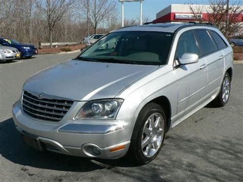2005 Chrysler Pacifica Limited by Chrysler Pacifica Limited Edition Mitula Cars