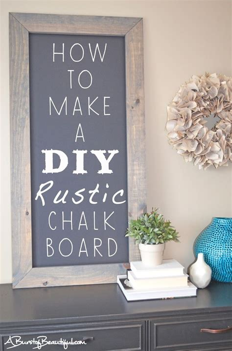 diy chalkboard board 25 best ideas about diy chalkboard on diy
