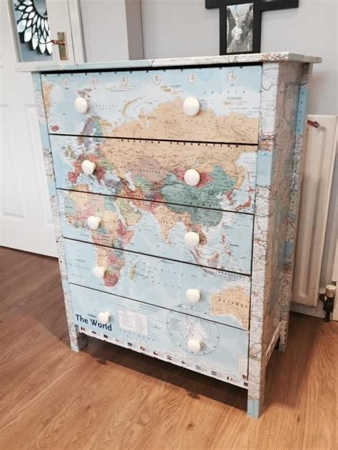 decoupage on wood furniture 25 best ideas about decoupage furniture on