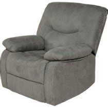 Rocker Chair Best Buy by Relaxzen Rocker Recliner Chair Gray 60 701504 Best Buy