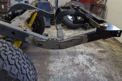 jeep bed frame go 4x4 it rubitrux and high country 4x4