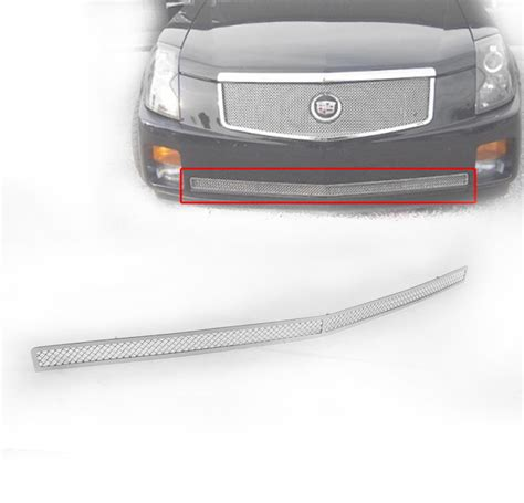 2003 Cadillac Cts Front Bumper by 2003 2007 Cadillac Cts Chrome 1p Front Lower Bumper Mesh