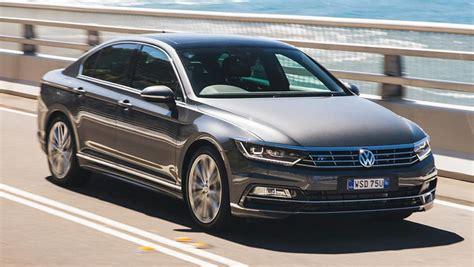 Vw Pasat New by Volkswagen Passat 206tsi R Line Headlines My17 Upgrades