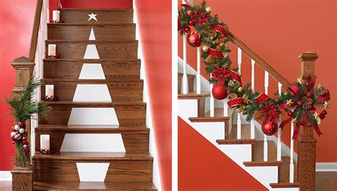 stairs decorations tree stair decoration