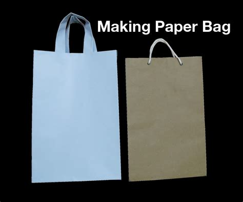 how to make bag how to make paper bag