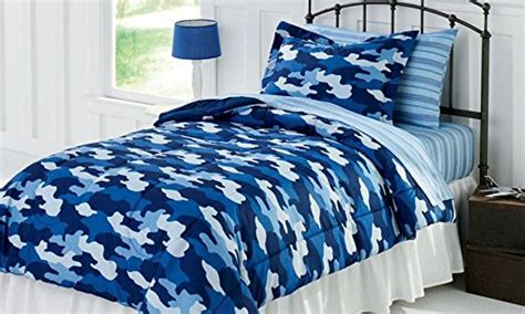 blue camo bedding children s camo bedding for boys and