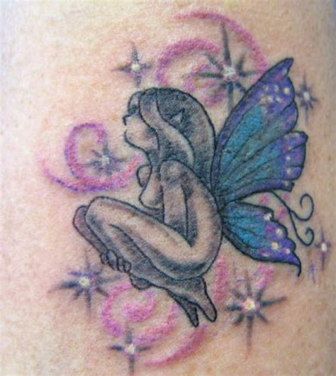 26 tempting swirl tattoos stars swirls butterfly swirls