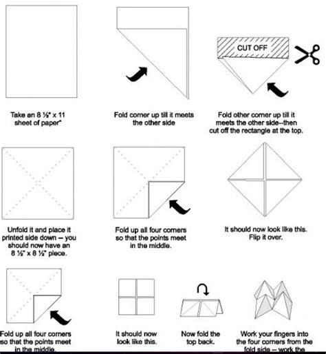 how do you make origami fortune tellers best 25 paper fortune teller ideas on