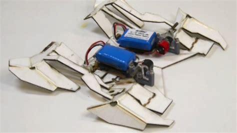 origami robots origami robot comot