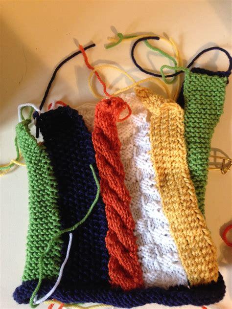 bad knitting starting to