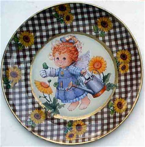 decoupage plates with fabric decoupage by vera lucia emerim fabric glass