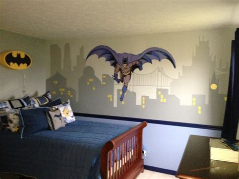 Best Bedroom Decorating Ideas batman bedding and bedroom d 233 cor ideas for your little