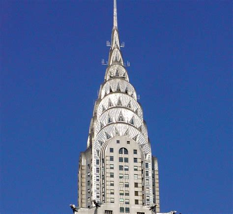 Chrysler Building New York City by The Chrysler Building The History Of One Of New York City