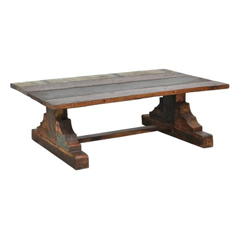 wood coffee tables reclaimed wood coffee table rustic jen joes design
