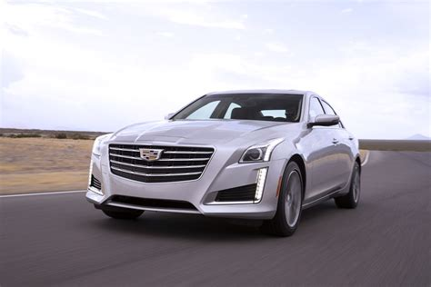 Cadillac Cts by 2017 Cadillac Cts Updates And Changes Gm Authority