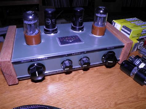 mapletree audio ultra 4a se pre w phono stage audio