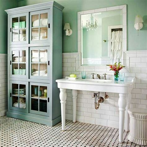 quot new country quot bathroom decorating the budget decorator