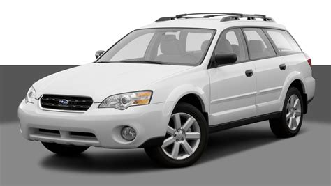 2007 Subaru Outback Review 2007 subaru outback reviews images and specs